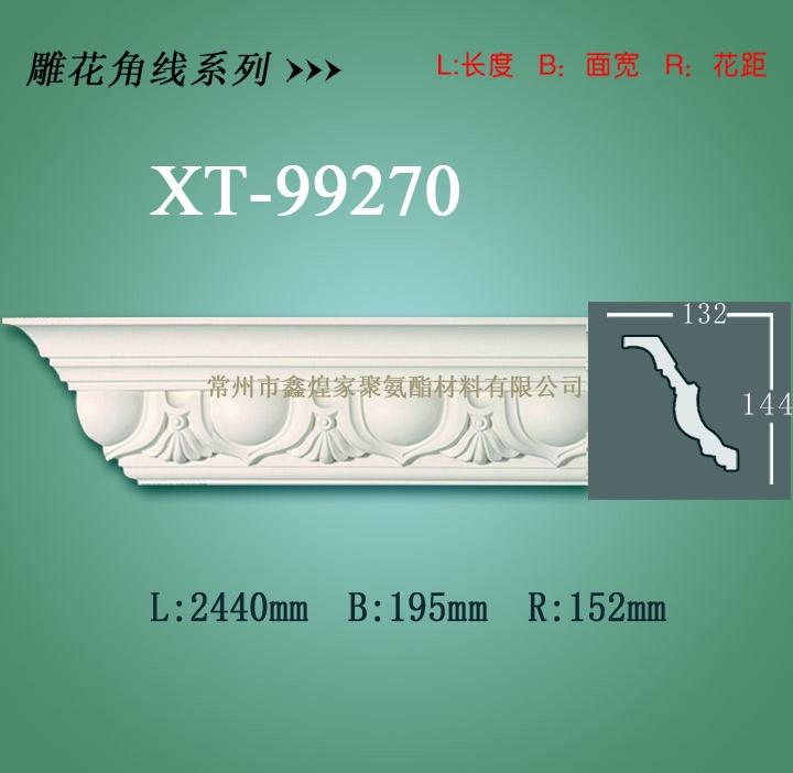 pu线条——pu雕花角线系列XT-99270