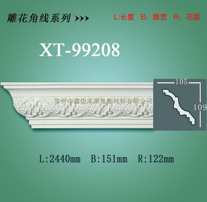 pu线条——pu雕花角线系列XT-99208